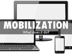 """It is the Heart of Website Evolution..."" ""Mobilization"" - A Haiku Deck #setyourstoryfree"