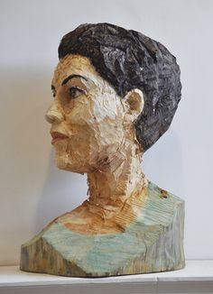Stephan Balkenhol, 'Torso (Woman)', 2014, Pepe Cobo | Artsy