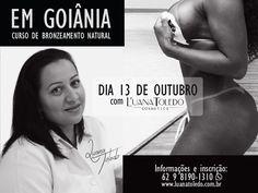 Agenda Goiânia para Cursos de Bronzeamento Natural