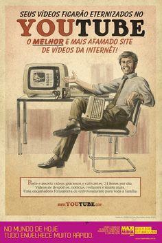 Eu moraria aqui: Propagandas Vintage