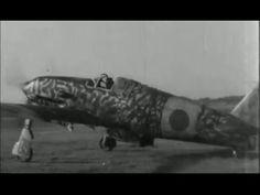 """[日本軍] 三式戦闘機(飛燕) WW2 Japanese Kawasaki Ki-61(Hien) """"Tony"""""""