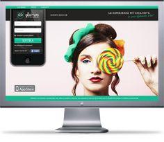 Glamoo   1° step web design