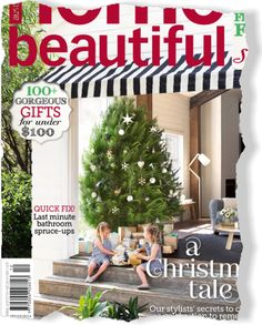 Home Beautiful December 2013. Clipped from Home Beautiful using Netpage.