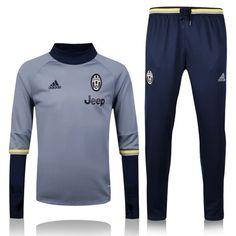 Chándal Juventus 2016-2017 Gris