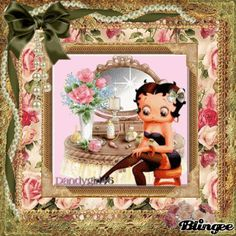 mary e betty boop pinterest. Black Bedroom Furniture Sets. Home Design Ideas