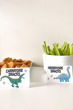 Dinosaur Birthday Party, Birthday Treats, Birthday Party Themes, Herbivore And Carnivore, Dinosaur Food, Class Birthdays, Food Decorations, Birthday Template, Food Tent