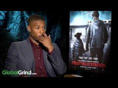 "Michael B Jordan ""I Prayed For Oscar To Be Around Me"""