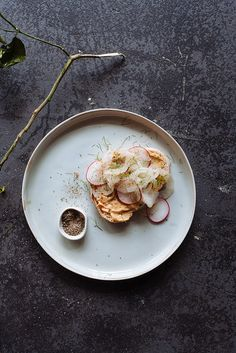 Pickled fennel with