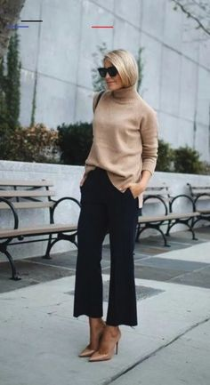 Casual Work Outfits, Winter Outfits For Work, Business Casual Outfits, Work Attire, Mode Outfits, Work Casual, Women Work Outfits, Casual Summer, Casual Fall