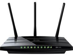 TP-LINK Archer C7 AC1750 Dual Band Wireless AC Gigabit Router 2.4GHz 450Mbps+...