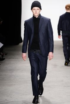 Ovadia & Sons Fall 2014 Menswear Collection Photos - Vogue