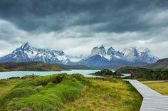 Parque Nacional Torres del Payne.
