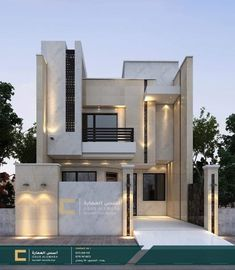 Let's talk about cool houses. Everyone has ideas about their dream house. For planning on your cool house, you may also want to check out cool house Modern Small House Design, Modern Exterior House Designs, Cool House Designs, Minimalist House Design, Modern Architecture House, Architect Design House, Bungalow House Design, House Outside Design, House Front Design