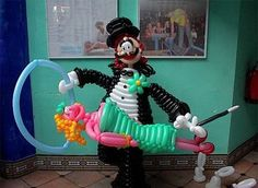 Sculpture+Balloon+Art | Fun of Balloon Twisting Art & Balloon Sculpture – DesignSwan.com