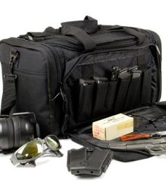 Sign Up for Updates and Enter to Win a Rangemaster Deluxe Tactical Range Bag valued at $79.95