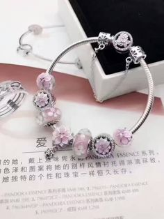 #PANDORA a modern twist on the charm bracelet! Charms for every occasion in her life.https://goo.gl/evq9Mq