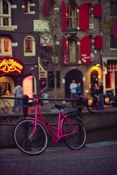"500px / Photo ""Red Light District"" by Liza Medvedeva"