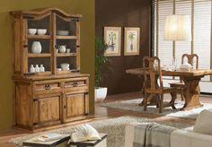 muebles de madera rusticos - Buscar con Google | casa | Pinterest