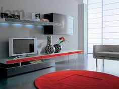 obyvackove zostavy - Google Search Flat Screen, Google Search, Home Decor, Blood Plasma, Homemade Home Decor, Interior Design, Home Interiors, Decoration Home, Home Decoration