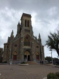 Iglesia Catedral de Biarritz!