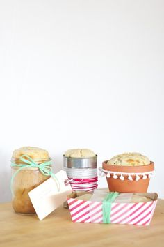 Tips on baking in unique containers. PLUS, cranberry pecan bread recipe!