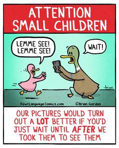 Brian Gordon aptly captures the incidents in daily life of a parent through his funny comics on parenting- Funny Fowl Language Comics. Parenting Memes, Parenting Advice, Kids And Parenting, Fowl Language Comics, Funny Memes, Hilarious, It's Funny, Funny Shit, Toddler Humor