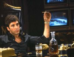 The Scarface remake is moving forward, whether fans of the 1983 Al Pacino version like it or not. Of course, it has taken a long time for the remake to get underway. The Inquisitr first ran reports . Scarface Film, Scarface Quotes, Al Pacino, Mafia, People Running, Zero Two, Background Pictures, Filming Locations, Baddies