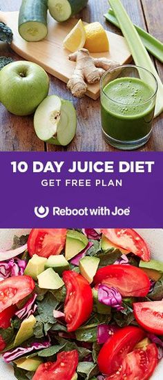 Juicing & Eating Diet Plan. Includes recipes, shopping lists and more.