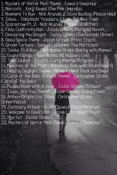 Playlist (Edit Credit: Jemma Morrall)