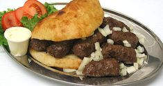 Cevapi! My mom makes the best ones, aside from authentic restaurants that make these in Sarajevo