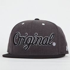 KR3W Original Starter Mens Snapback Hat