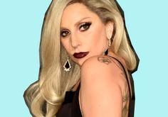 Lady Gaga é a roqueira que você respeita na nova música dela, 'Perfect Illusion'