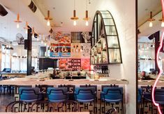 There have been big changes at Melbourne's most popular restaurant.