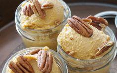 <p>This sweet potato ice cream is like a summery cousin to autumn's pumpkin pie.</p>