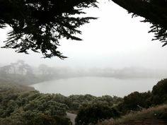 Lake Merced in San Francisco, CA