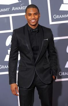 \\\ Trey Songz \\\ the perfect combination of sexy and cute.also that suit Black Is Beautiful, Gorgeous Men, Beautiful People, The Maxx, Trey Songz, Bae, Mens Fashion Blog, Fine Men, Lookbook