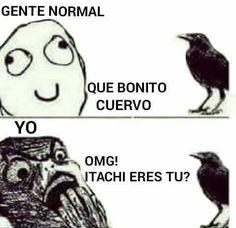 Memes de Naruto (Random xD) #detodo # De Todo # amreading # books # wattpad