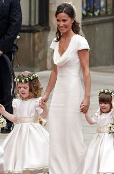 Pippa- I like the classic conservative clothes they wear I see for public events, maybe lacking behind scenes in their dress.
