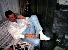 Photo of Freddie for fans of Freddie Mercury 32443787 Queen Love, Save The Queen, Queen Ii, Rock Queen, John Deacon, Bryan May, Brian Rogers, Garden Lodge, King Of Queens