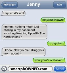 toosexyformysox - Ownage - Autocorrect Fails and Funny Text Messages - SmartphOWNED