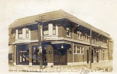 Ben Palzer's Cafe, 6th and York, Newport, Kentucky