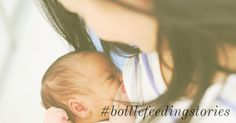 #bottlefeedingstories with The Sparkle Nest