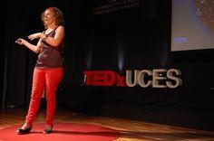 Alina Montanaro en TEDxUCES