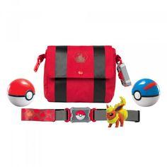 Kit complet de l'entraineur - Pokemon