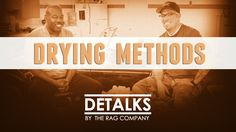 Drying Methods - Featuring The Junkman & Levi Gates