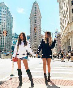 long walks in big city's