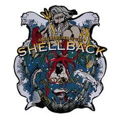 shellback patch