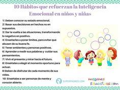 inteligencia emocional en niños - Buscar con Google