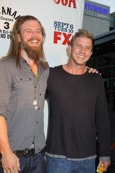Ryan (Opie) and Kenny (Kozik and now Caleb on Bates Motel)