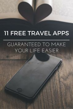 11 Free Travel Apps Guaranteed To Make Your Life Easier. I've tested out a bunch of free travel apps and compiled a list of what I believe to be the top free travel apps. And with the exception of one, they are all available on iPhone and Android.